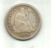1876 Quarter