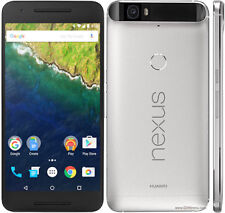 HUAWEI NEXUS 6P 32GB Silver GSM 4G LTE Android Unlocked H1511 Smartphone *y