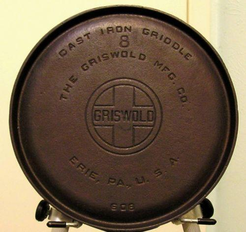 Lodge Round Skillet With Handle