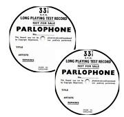 Beatles Parlophone LP