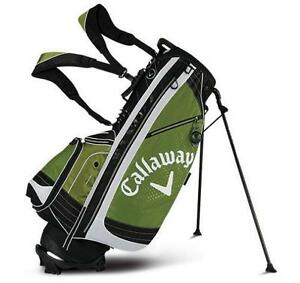 f5f40f33faf3 Callaway Golf Bag Green