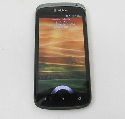 HTC PJ40110 One S T-Mobile Cell Phone GOOD