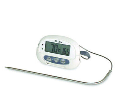 Cdn Digital Probe In Oven Cooking Thermometer Dtp392 Kitchen