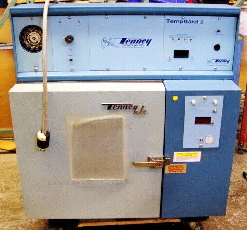 Tenney Junior TempGard III Environmental Temperature Test Chamber