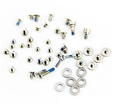 iPhone 4S New Complete Full Screw Washer Part Set Replacement Repair Kit