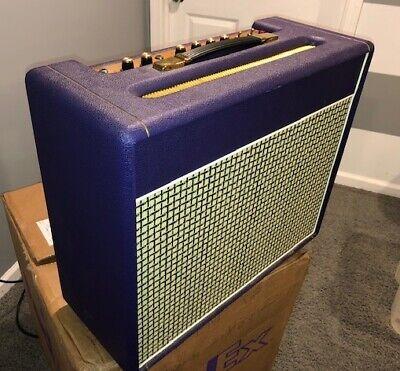 Handbuilt 18 Watt Amplifier Marshall 1974X circuit all tube- 12