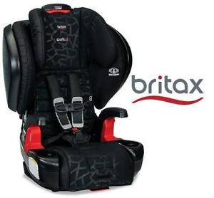 NEW BRITAX BOOSTER CHILD CAR SEAT 143313008 Pinnacle ClickTight (G1.1) Harness to Booster Car Seat Mosaic