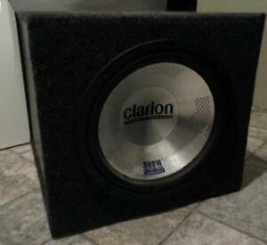 Power amp Subwoofer and enclosure Regina Regina Area image 2
