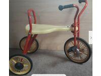 Child's First Trike