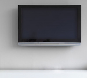 22 inch flat screen with mount