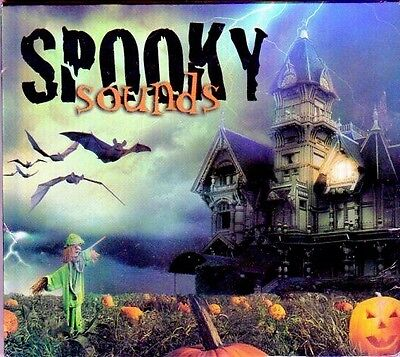 SPOOKY SOUNDS: SUPER SCARY HALLOWEEN HAUNTED HOUSE HORROR EFFECTS & MUSIC! OOP!](Spooky Scary Halloween Music)
