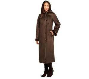 New Ladies Winter Coat Full Length