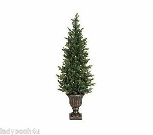 Bethlehem lights solutions 5 039 battery operated christmas tree urn w