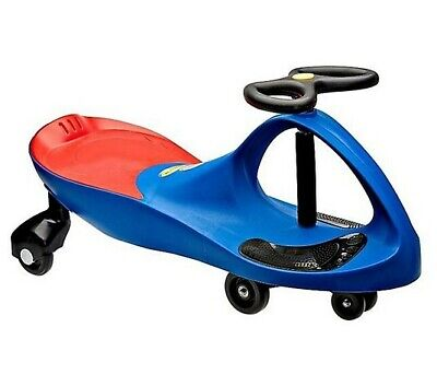 The Original PlasmaCar by PlaSmart Blue Child Ride On Toy NEW IN BOX