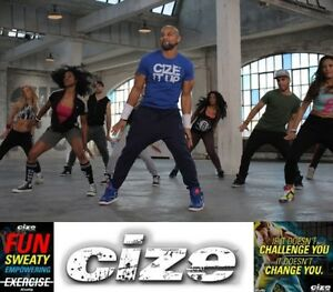 Shaun T's CIZE Workout Fitness