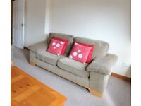 Two 2 seater settees - offers accepted
