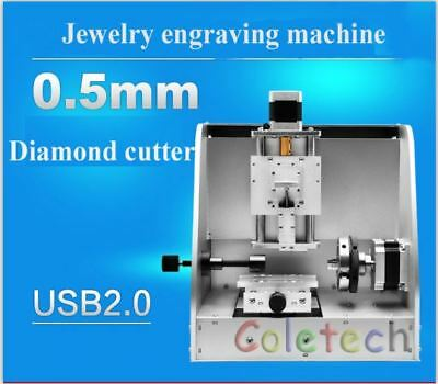 Jewelry Marking Engraving Machine For Metal Ring Medal Bracelet Dog Tag Pen 110v