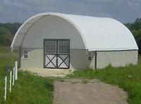 Barns, Garages, RV Garages and Storage