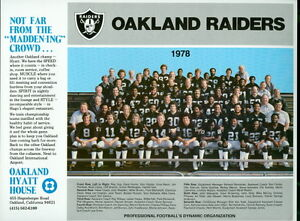 1978-Oakland-Raiders-8-5-x-11-Team-Photo-From-Hyatt-House
