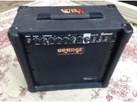 Eastcoast British guitar amplifier