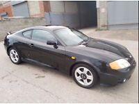 Hyundai Coupe 2.0 96k £500!!