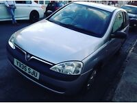 Corsa12Month Mot 12Month tax low mileage lady owner