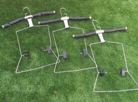 X6 Adjustable / detachable retail hangers