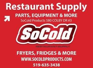 Freezer , 1 Door Solid S/S Kitchener / Waterloo Kitchener Area image 3