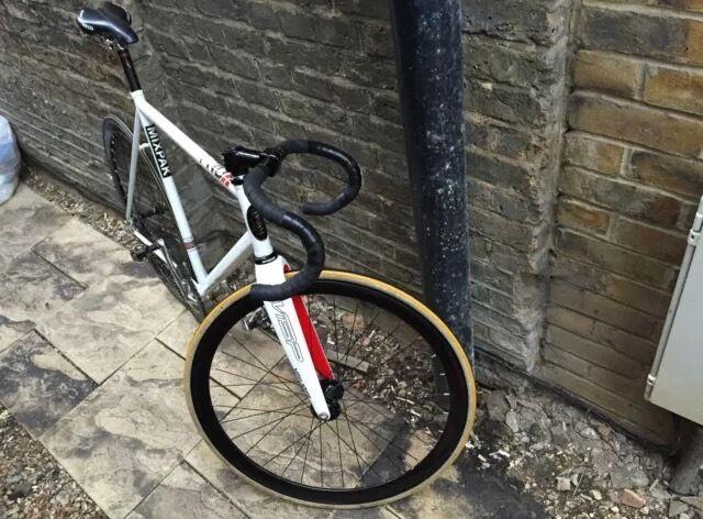 Leader 722ts Fixed Wheel Bike Fixie Single Speed Hhsb Track In
