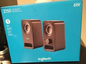 Computer speakers (new in original packaging)