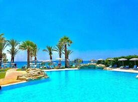 Last minute holiday for 2 two adults , Paphos Cyprus