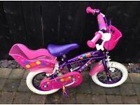 Girls Mia bike