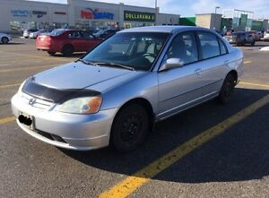 2001 Honda Civic LX $1,800 Or Best Offer