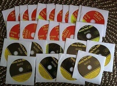 26 CDG DISCS KARAOKE HITS SET COUNTRY POP ROCK OLDIES STANDARDS MUSIC CD+G