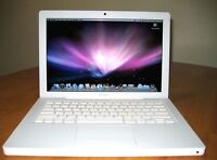 Awesome White MacBook