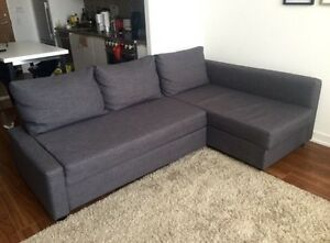 Sectional sofa couch - Friheten