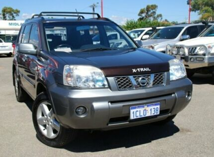 2006 Nissan X-Trail T30 II MY06 TI Grey 4 Speed Automatic Wagon Bellevue Swan Area Preview