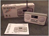 New Roberts PlayDUO radio