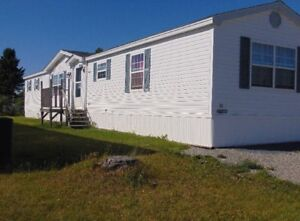 Mini home in quispamsis trailer pack