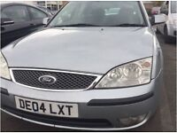 Ford Mondeo TDCi estate, 11 months MOT, TOWBAR full service £700