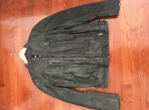 Danier Men's Genuine Leather Jacket