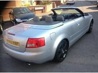 Audi A4 2002 Automatic SUMMER CAR with Low Miles!!!!