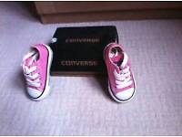 Converse Toddler Girls Shoes