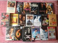 Video collection of original movies