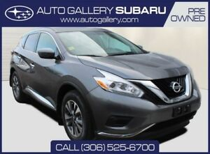 2016 Nissan Murano S | 8 TOUCH SCREEN WITH BACK UP CAMERA | FULL