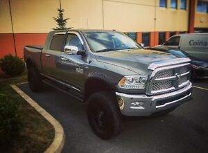 2013 Lifted- Dodge Power Ram 2500 Laramie Fully loaded- HUGE