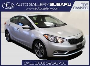 2016 Kia Forte EX | BACK UP CAMERA | HEATED SEATS | ONLY 18,788
