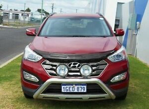 2013 Hyundai Santa Fe DM MY13 Elite Red 6 Speed Sports Automatic Wagon Bunbury Bunbury Area Preview