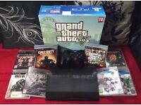 Sony PlayStation 3 Boxed with 8 Games and Controller