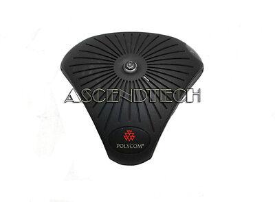 Genuine Original Polycom Viewstation Microphone Pod Speaker 2201-08453-001 Usa